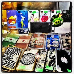 Photo taken at Iran Mobile Market by Rezasian on 7/6/2013