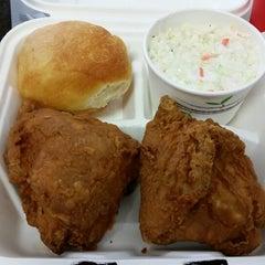 Photo taken at Heaven Sent Chicken by Rich M. on 5/25/2014
