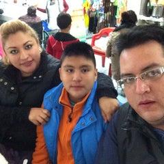 Photo taken at Mercado Aldama by alberto l. on 3/15/2015