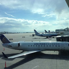 Photo taken at Concourse B by Peter H. on 5/23/2013
