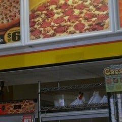 Photo taken at Little Caesars Pizza by Sammy A. on 3/13/2013
