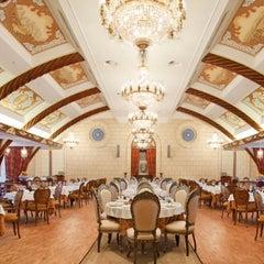 Photo taken at Radisson Royal Hotel by Radisson Royal Hotel on 3/12/2014