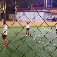 Photo taken at Deportivo Leandro Valle by Aletita G. on 7/7/2015