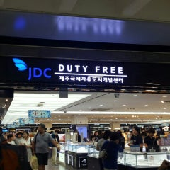 Photo taken at JDC Duty Free (JDC 면세점) by GeeN on 8/9/2013