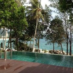 Photo taken at Centara Villas Phuket by Sarun S. on 9/13/2014