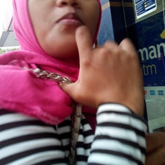 Photo taken at ATM Mandiri SPBU 4450120 by Tomy S. on 7/16/2014