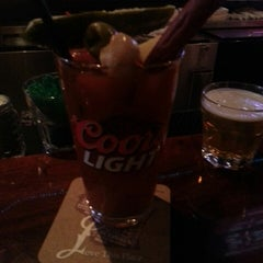Photo taken at Flipside Pub & Grill by Nick S. on 3/17/2013