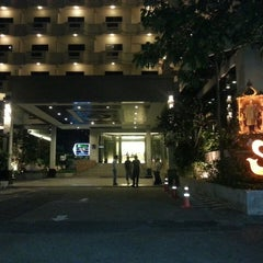 Photo taken at Sunbeam Pattaya Spa & Wellness Hotel by Burhan E. on 3/14/2013