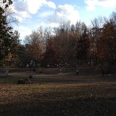 Photo taken at Oakhurst Dog Park by Brandy S. on 12/2/2012