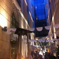 Photo taken at Hotel Hospes Amérigo***** by Carmen M. on 4/20/2013