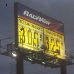Photo taken at RaceWay by Sam L. on 9/21/2014