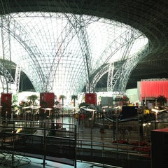 Photo taken at Ferrari World Abu Dhabi by Indra C. on 1/6/2013