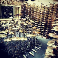 Photo taken at Vic's Drum Shop by Man Called N. on 3/1/2013
