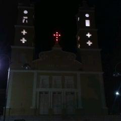 Photo taken at Igreja Matriz Nossa Senhora dos Aflitos by Adriana C. on 5/7/2013