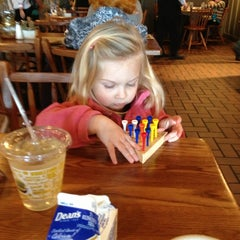 Photo taken at Cracker Barrel Old Country Store by Nora P. on 3/15/2013