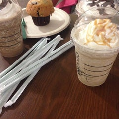 Photo taken at Starbucks 星巴克 by iamLordKelvin on 4/16/2014