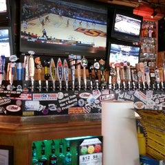 Photo taken at Daytona's All Sports Cafe by Katharine G. on 3/2/2013