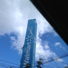 Photo taken at Walmart HO Recife by Priscila V. on 4/3/2013