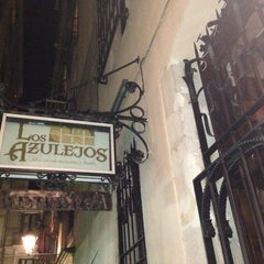Photo taken at Restaurant & Lounge Los Azulejos by Cristina B. on 6/8/2013