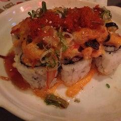 Photo taken at Sushi Toni by Chong R. on 4/9/2014