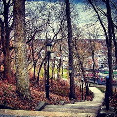 Photo taken at Forest Park by Robert G. on 4/1/2013