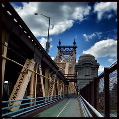 Photo taken at Ed Koch Queensboro Bridge by Robert G. on 8/1/2013