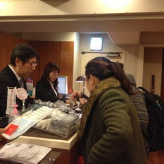 Photo taken at 上野 サットンプレイスホテル (Ueno Sutton Place Hotel) by Squinoa L. on 1/25/2015