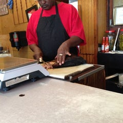 Photo taken at Sam's Bar-B-Que by Tim H. on 11/29/2012