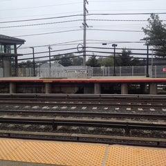 Photo taken at LIRR - Queens Village Station by Yasmin G. on 10/5/2013