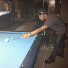 Photo taken at Shooters Pool Table™ by Rendi L. on 4/10/2013