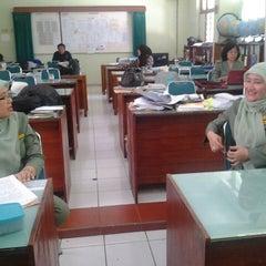 Photo taken at SMP Negeri 1 Bandung by hendri on 3/4/2013