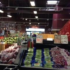 Photo taken at Market District Supermarket by Evan S. on 5/16/2015