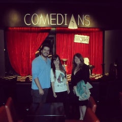 Photo taken at Comedians by Isabella L. on 7/10/2013