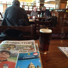 Photo taken at The Walnut Tree (Wetherspoon) by Paul W. on 3/21/2015