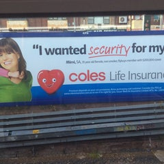 Photo taken at Homebush Station by Paul W. on 12/31/2014