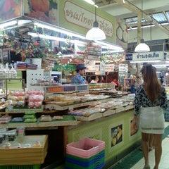 Photo taken at ตลาด อ.ต.ก. (Or Tor Kor Market) by Cyn C. on 4/14/2013
