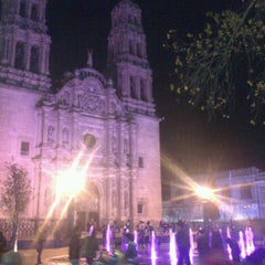 Photo taken at Plaza de Armas by Marie on 1/27/2014