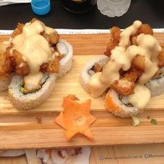 Photo taken at Bonsai Sushi by Francys G. on 3/7/2013