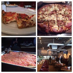 Photo taken at Chicago Pizza Tours by Jennifer d. on 3/17/2014