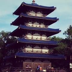 Photo taken at Japan Pavilion by Renato E. on 4/17/2013