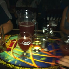 Photo taken at Corsaire Microbrasserie by Eugenia S. on 8/9/2013