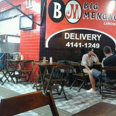 Photo taken at Big Mengão Lanches by José A. on 4/15/2013