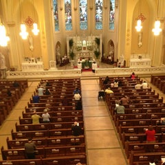Photo taken at S.S. Peter And Paul Catholic Church by Matthew S. on 6/23/2013
