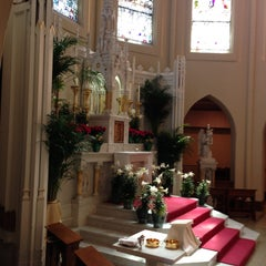 Photo taken at S.S. Peter And Paul Catholic Church by Matthew S. on 4/14/2013