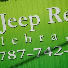 Photo taken at Jerry's Jeep Rental by Jun F. on 6/7/2013