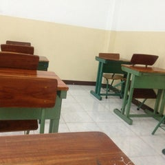 Photo taken at SMA Kristen Kalam Kudus by Natalia Evannia S. on 3/23/2013