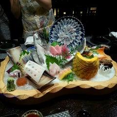 Photo taken at Tomidagiku Japanese Dining by Sharn K. on 5/9/2013