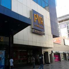 Photo taken at PVR Cinemas Kotak IMAX by Mihir G. on 5/6/2013