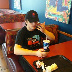 Photo taken at Taco Bell by Anders O. on 3/16/2013