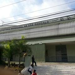 Photo taken at Prefeitura Municipal de São Gonçalo by Marcos N. on 7/22/2013